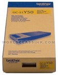 Brother-GC-50Y50-BGC5000Y5010102-GC-51Y50