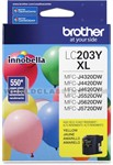 Brother-LC-203Y