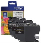 Brother-LC-3011CL-LC-30113PKS