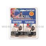 Brother-LC-41BK2PKS