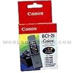 Canon-0955A003-BCI-21CL-BCI-21C-BCI-21-Color