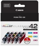 Canon-6385B010-CLI-42-Color-Combo-Pack