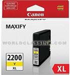 Canon-9270B001-PGI-2200XL-Yellow