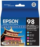 Epson-T0989-Epson-98-Color-Combo-Pack-T098920