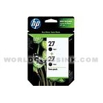 HP-C9322FN-HP-27-Twin-Pack-C9322BN