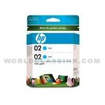 HP-CD996BN-HP-02-Cyan-Twin-Pack-CD996FN
