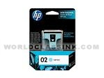 HP-HP-02-Light-Cyan-C8774WN