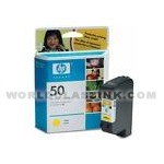 HP-HP-50-Yellow-51650Y