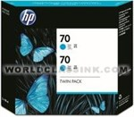 HP-HP-70-Cyan-Twin-Pack-CB343A