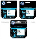 HP-HP-711-Cyan-Triple-Pack-CZ134A