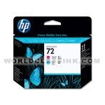 HP-HP-72-Photo-Cyan-Magenta-Printhead-C9383A