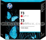 HP-HP-73-Twin-Pack-of-Chromatic-Red-CD952A