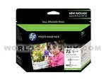 HP-HP-75-Photo-Value-Pack-CG501AN
