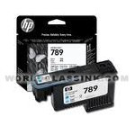 HP-HP-789-Cyan-Light-Cyan-Printhead-CH613A