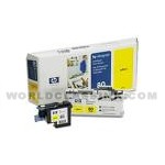 HP-HP-80-Yellow-Printhead-C4823A