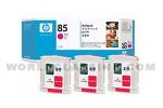 HP-HP-85-Magenta-Triple-Pack-C9432A