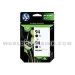 HP-HP-94-Twin-Pack-C9350FN-C9350BN