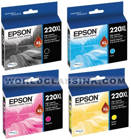 EPSON WORKFORCE WF-2750 INK CARTRIDGE WORKFORCE WF2750 WORK