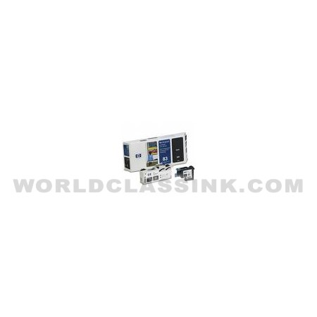 Genuine HP 83 C4963A Yellow UV Printhead Cleaner For DesignJet 5000 5500