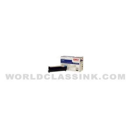 Genuine OKI Okidata C3400N C3600N C3530MFP Black Image Drum with Toner 43460204