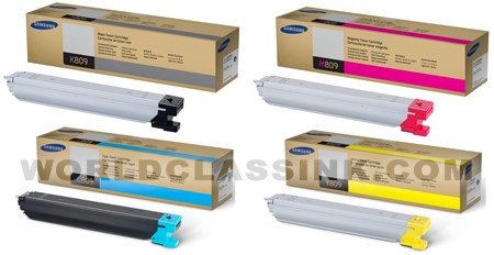 Collecteur de Toner Usag/é Samsung MultiXpress C 9201 Original Samsung CLT-W809//SEE